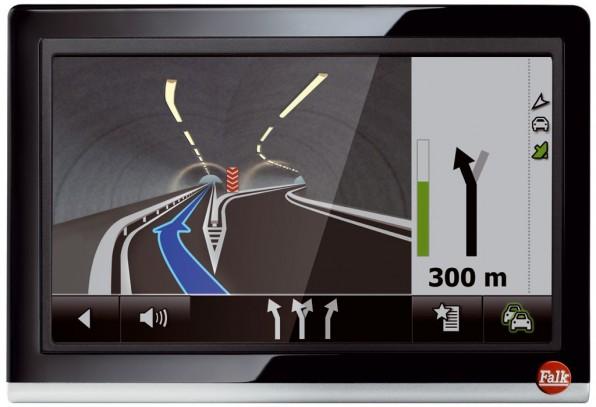 falk flex 500 navigation 2012 img 1 596x407 - Falk FLEX 500 - Navi mit vielseitigem, integrierten Reiseführer
