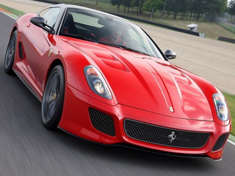 Ferrari 599 GTO (2012)