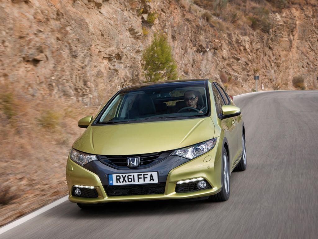 Der neue Honda Civic mit neuen Motoren für günstigen Verbrauch
