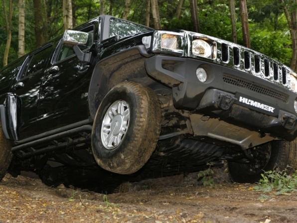 Hummer H3 (2012)