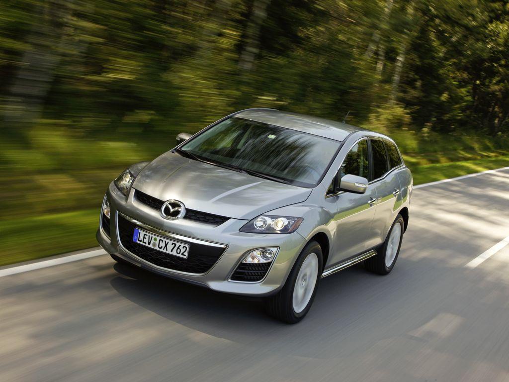 Mazda CX-7: Technische Daten, Preise und Video