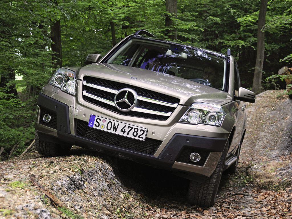 Mercedes GLK (2012)