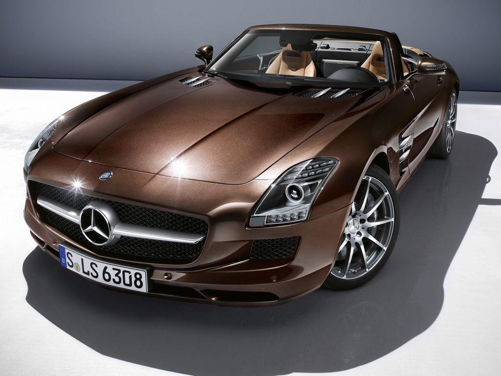 Mercedes SLS AMG Roadster (2012)