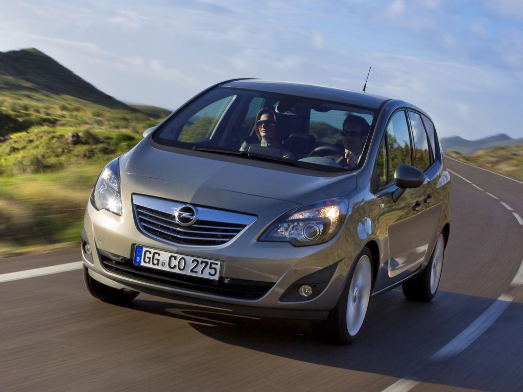 Opel Meriva (2012)