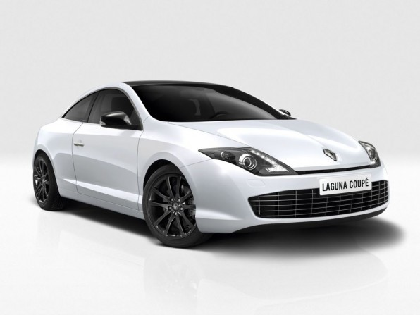 Facelift: Neues Renault Laguna Coupé (2012)