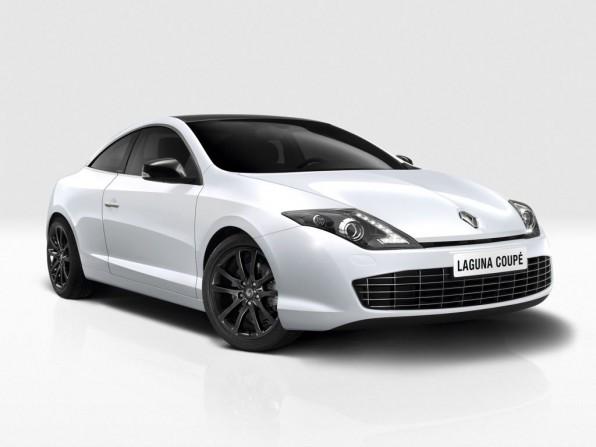 renault laguna facelift mj2012 img 2 596x447 - Facelift: Neues Renault Laguna Coupé (2012)