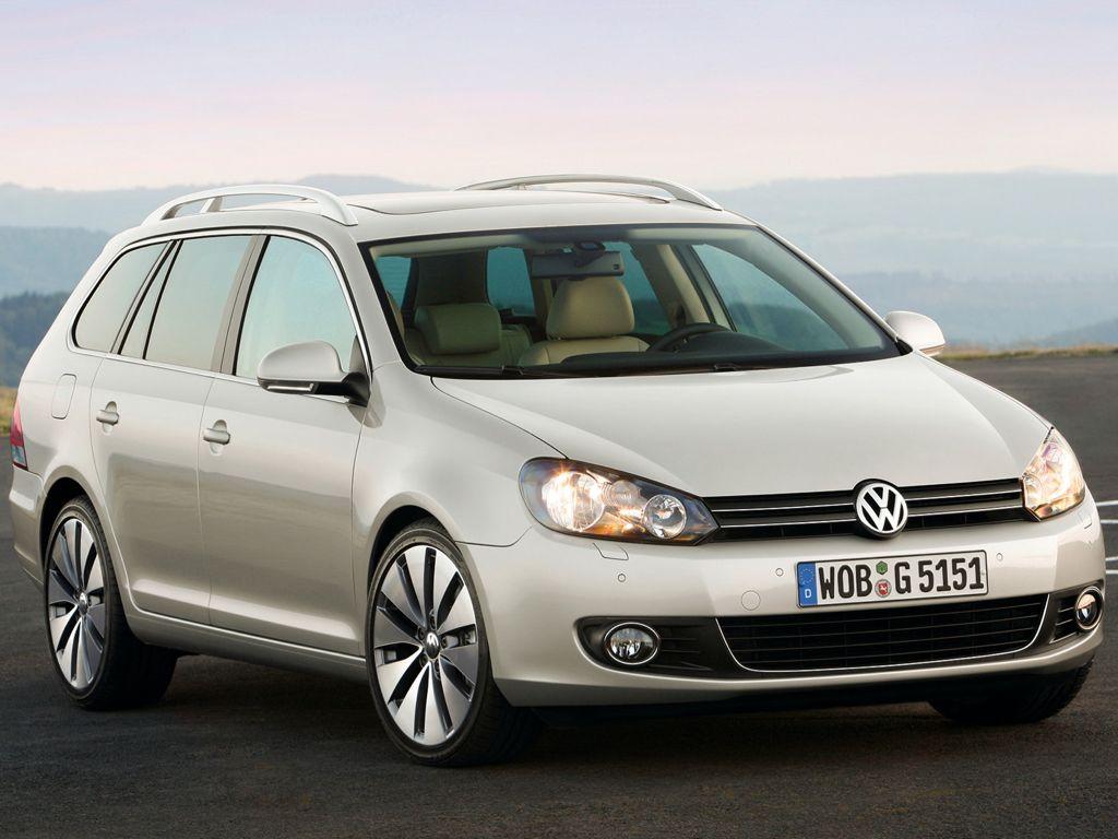 VW Golf Variant Comfortline (2012)