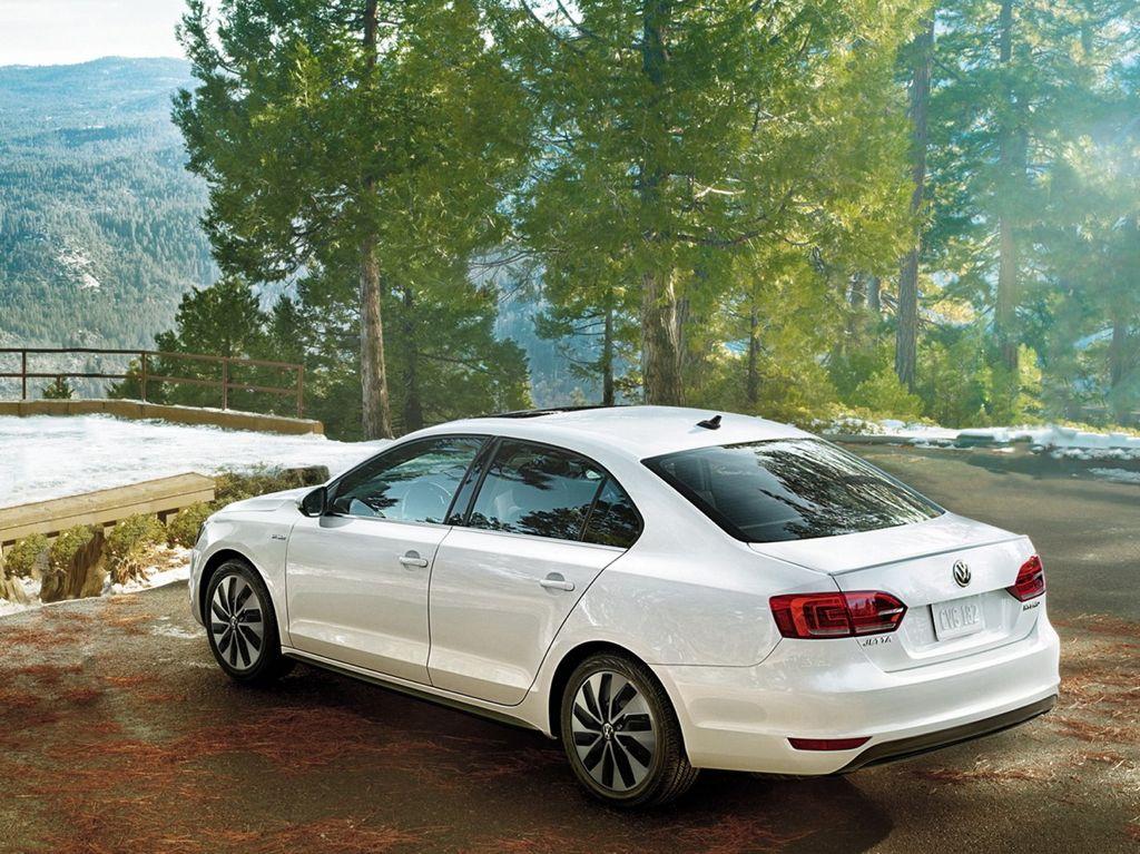 Detroit 2012: Volkswagen präsentiert den neuen VW Jetta Hybrid