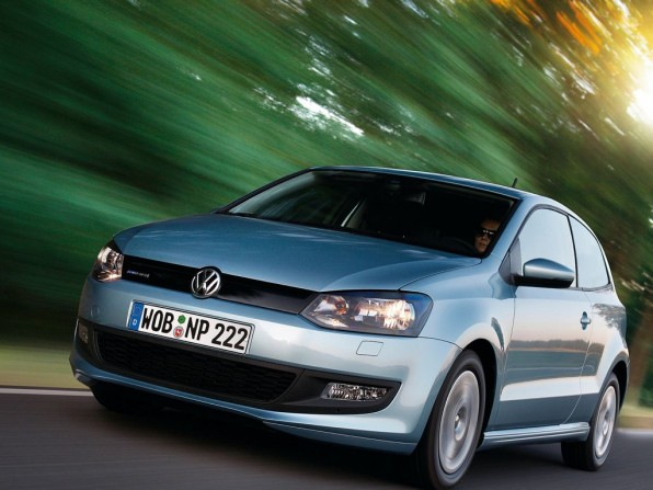 VW Polo BiFuel (2012)