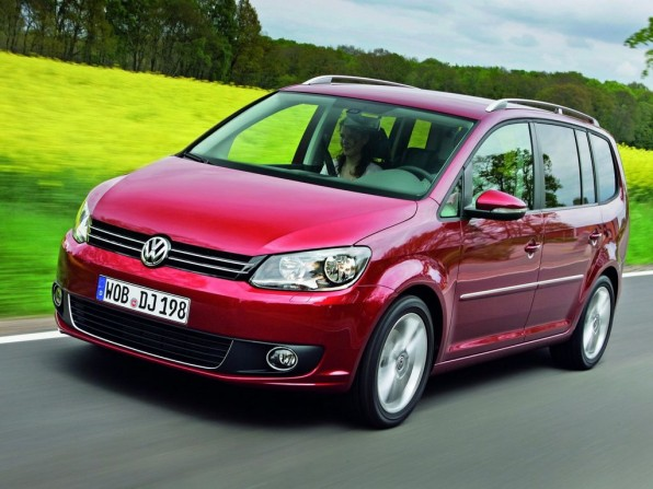 VW Touran Trendline (2012)