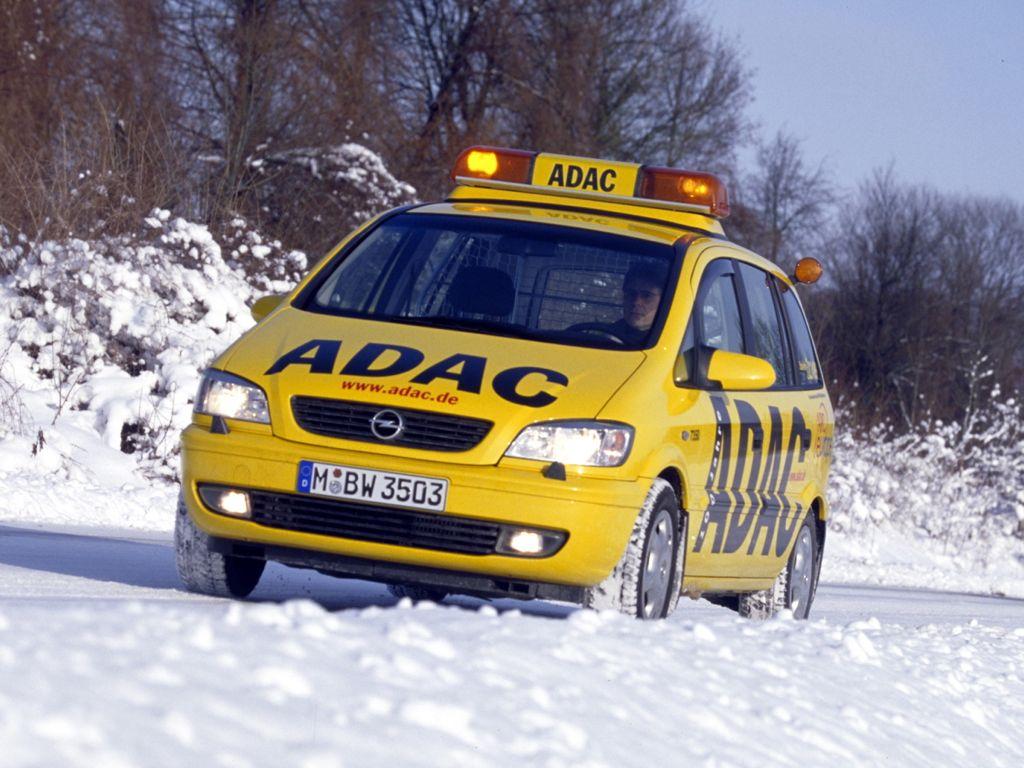 ADAC Pannendienst: Helfer rücken wegen Frost doppelt so häufig aus