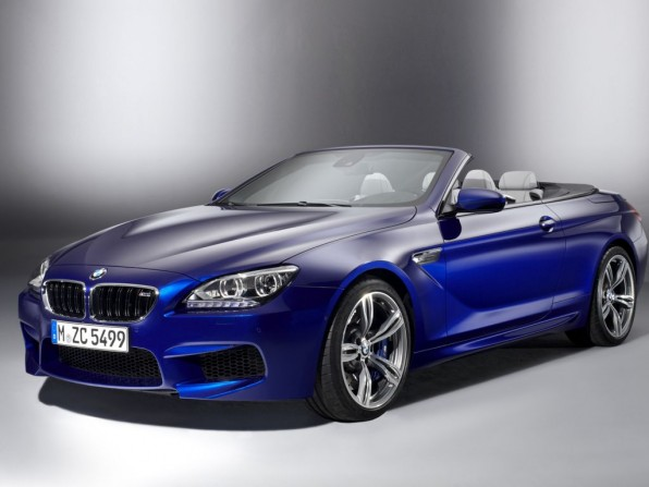 BMW M6: Preise, Bilder und technische Daten des neuen 6er mit M-Power