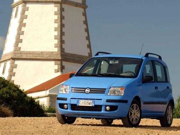 fiat pand mj2009 img 1 596x447 - Fiat Panda (2003-2011)
