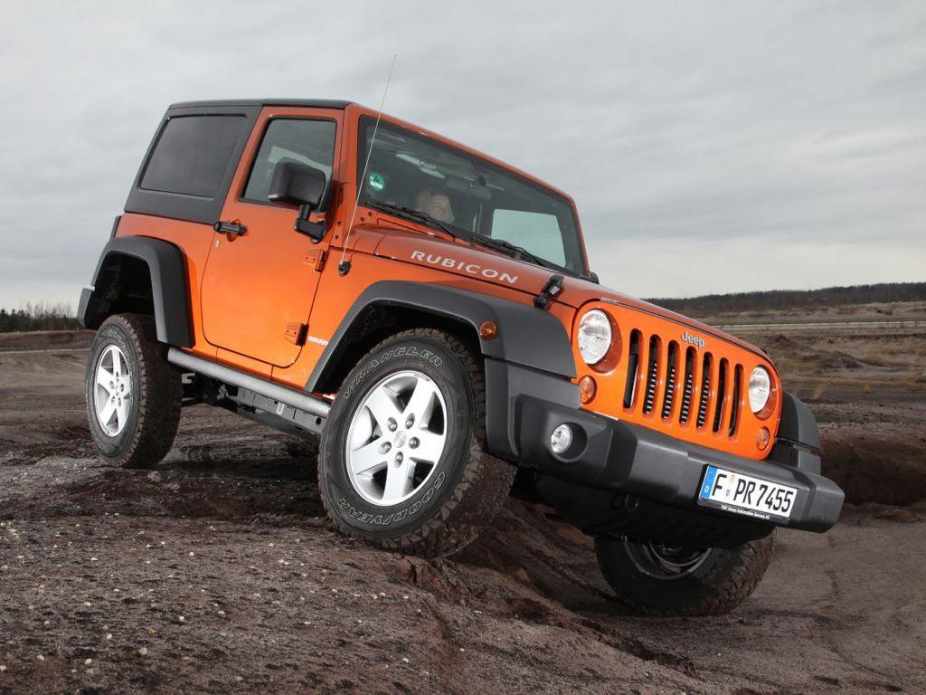 Jeep Wrangler (ab 2007)
