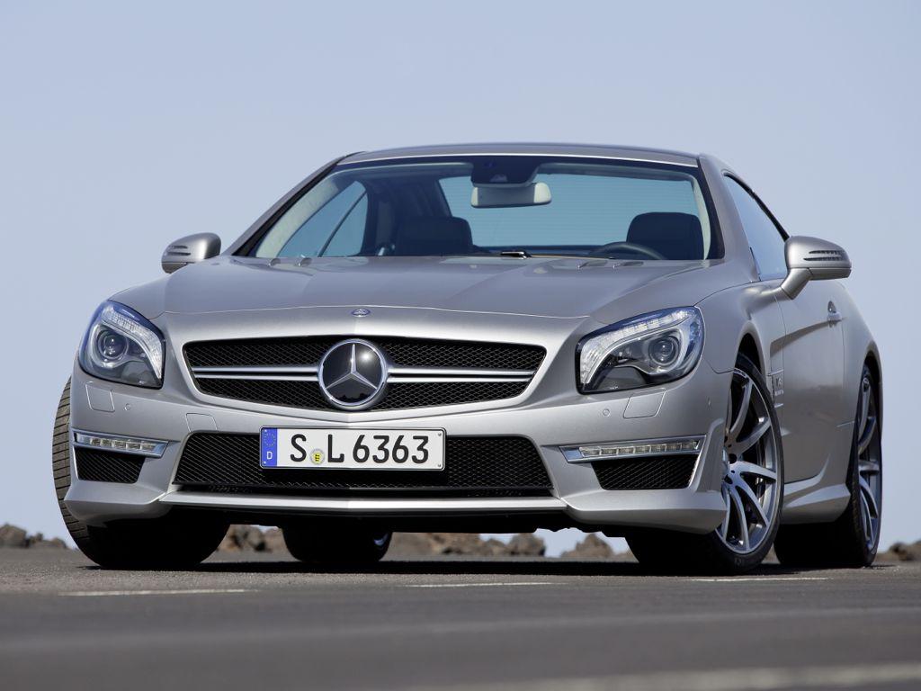 Genf 2012: Mercedes-Benz SL 63 AMG – technische Daten