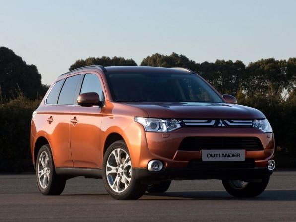 Genf 2012: Premiere des neuer Mitsubishi Outlander