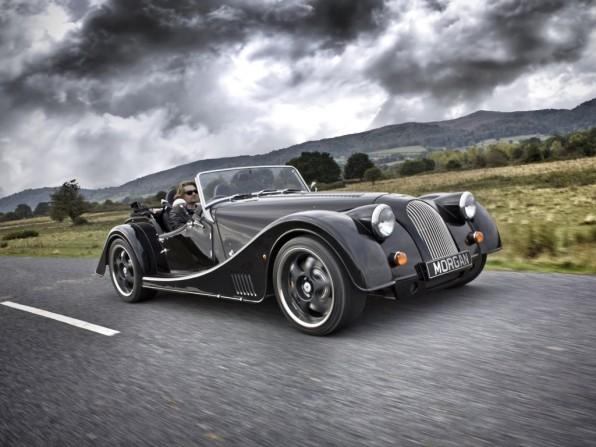Genf 2012: Morgan Plus 8 in 4,5 Sekunden auf 100 km/h