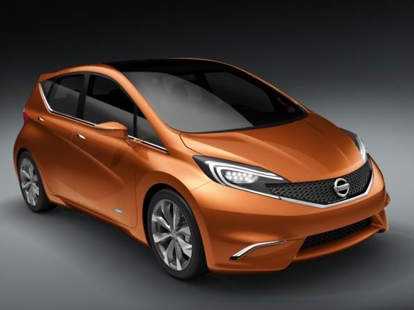 Genf 2012: Nissan Invitation Concept