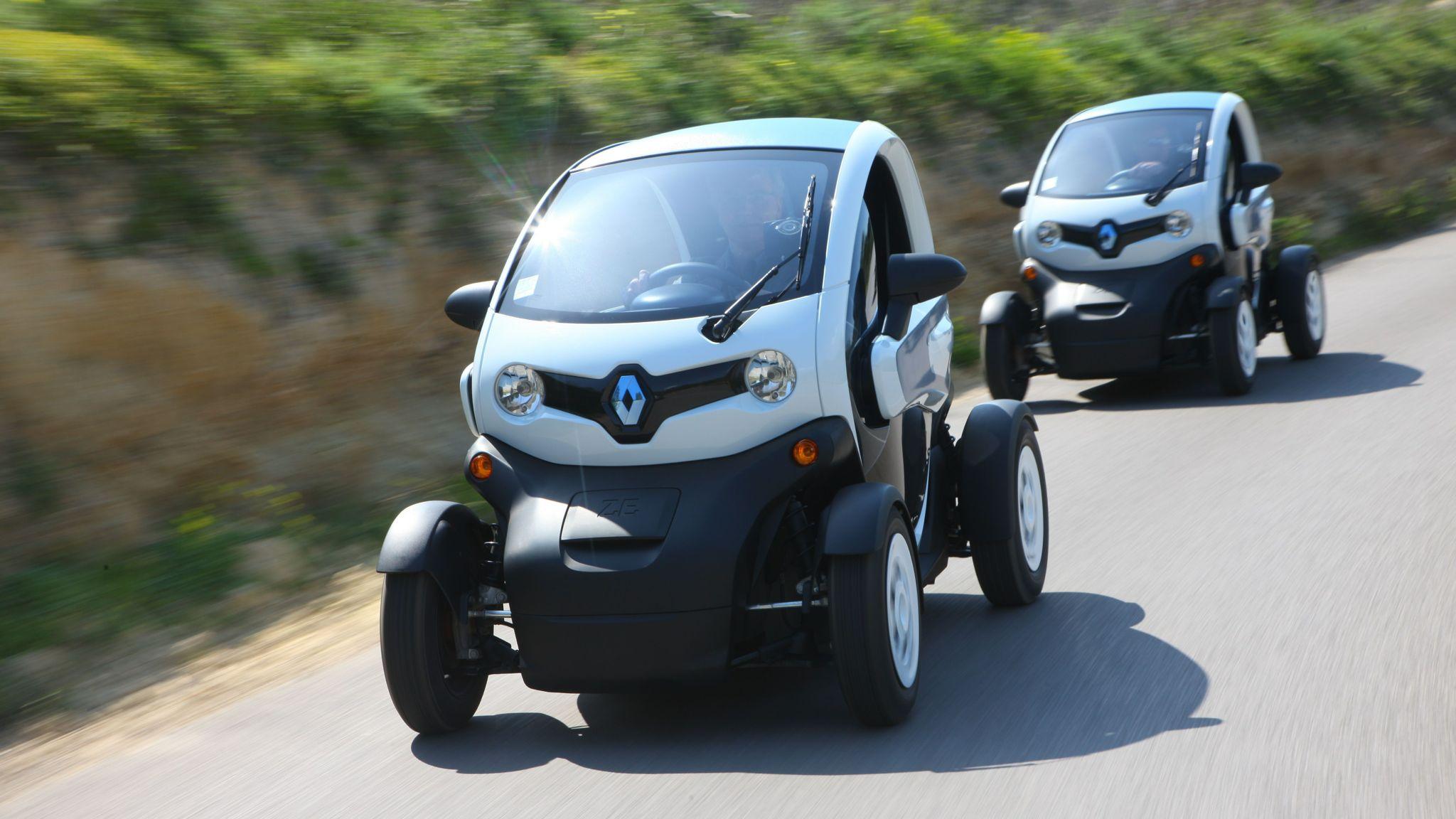 Elektroauto kaufen - Renault Twizy (2013)