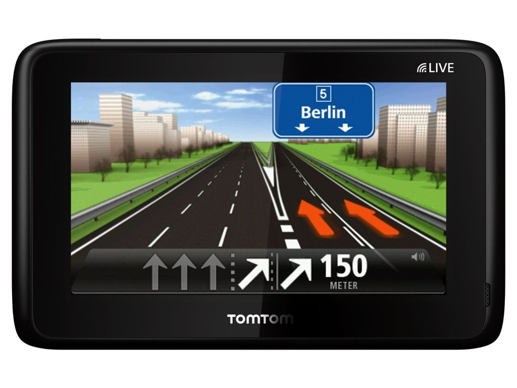tomtom go live 1015 europe vielf ltiges navi mit. Black Bedroom Furniture Sets. Home Design Ideas
