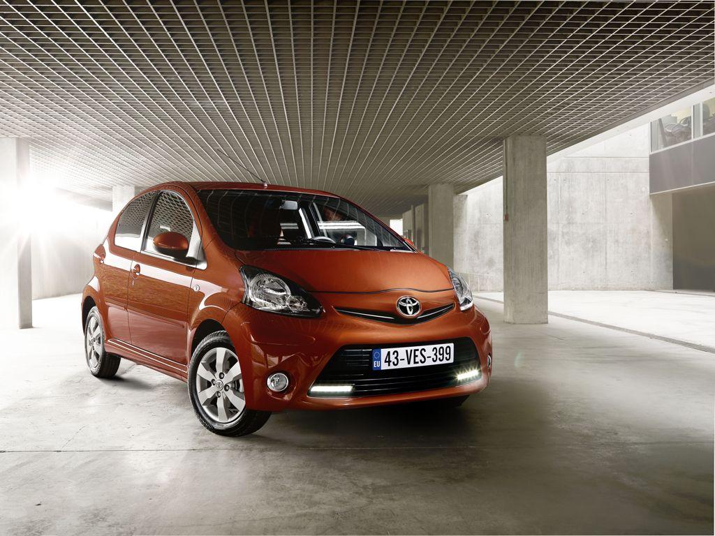 Neuer Toyota Aygo: Die Preisliste beginnt bei 8990 Euro