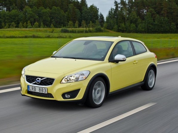 volvo c30 mj2012 img 1 596x447 - Volvo C30 (2012)