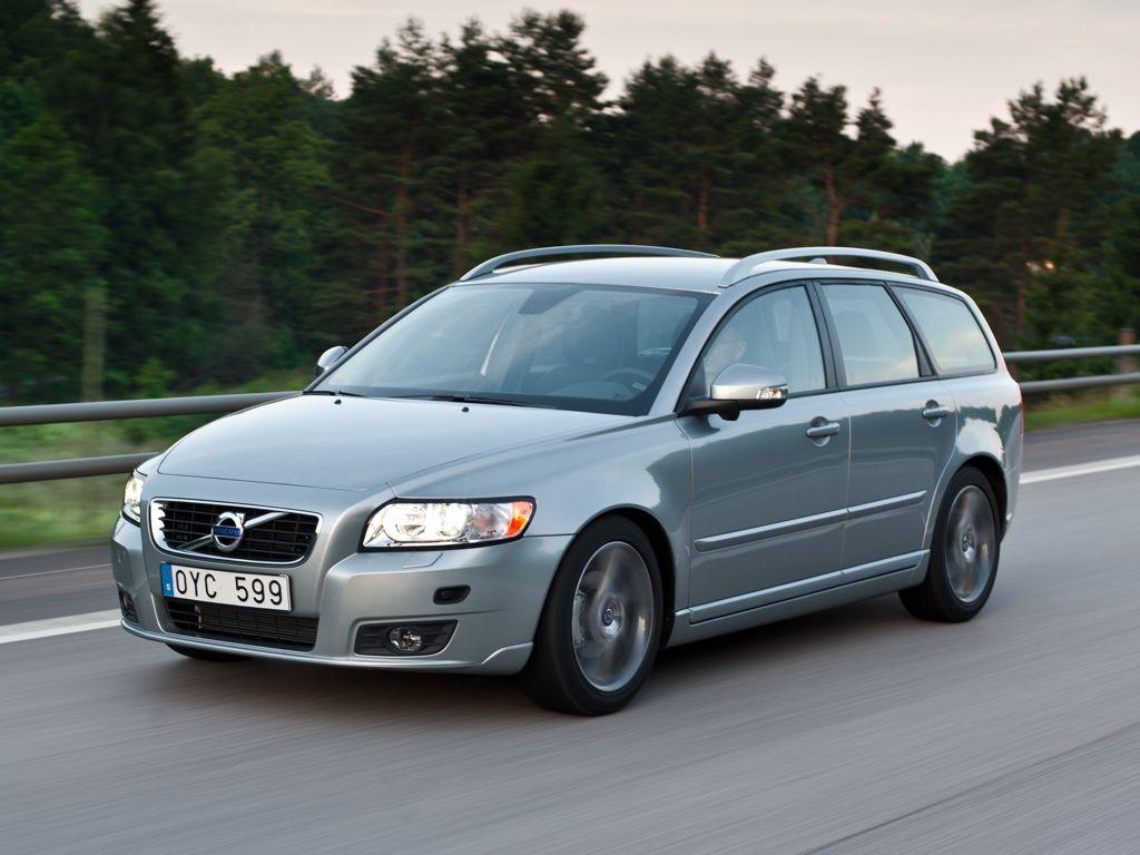 Volvo V50 (2012)