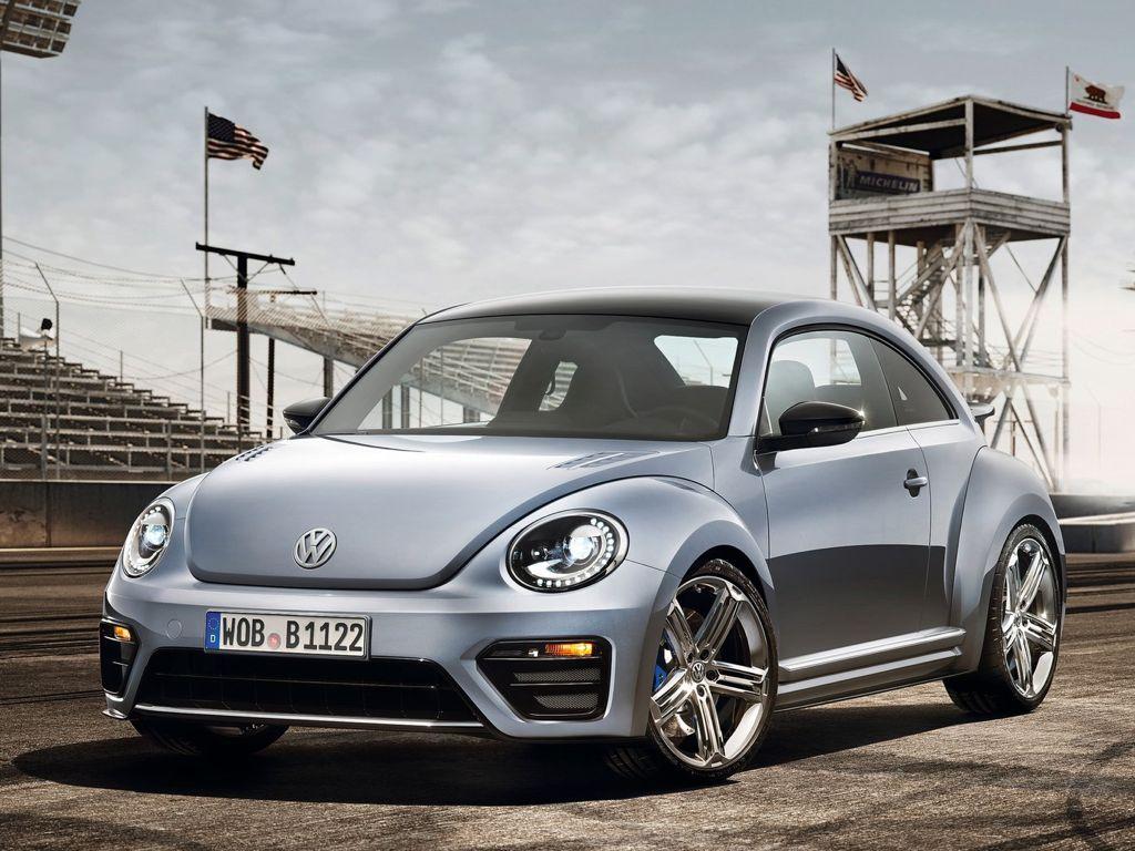 VW Beetle R Concept (2012)