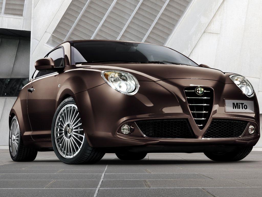 Alfa Romeo Mito (2012)