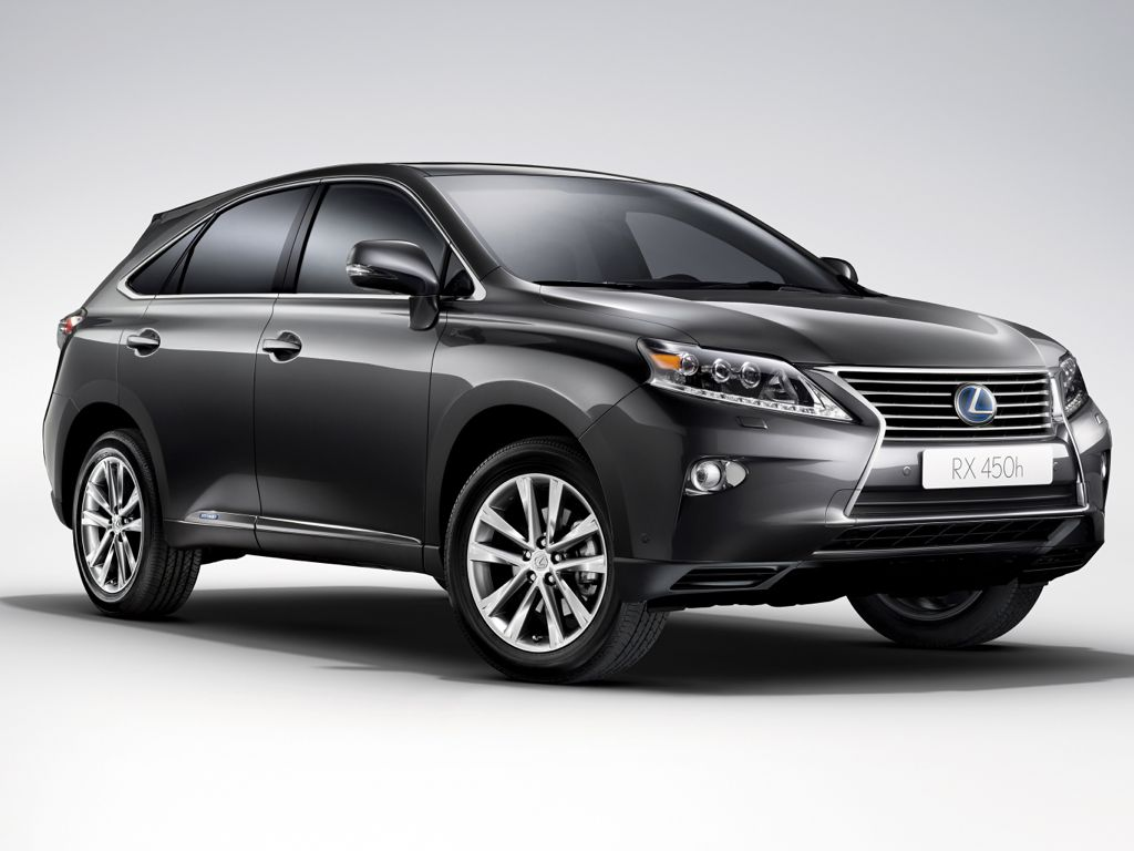 lexus rx 450h bilder preise und technische daten. Black Bedroom Furniture Sets. Home Design Ideas