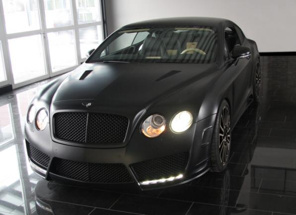 Mansory Bentley Continental GTC (2012)