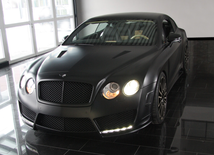 Mansory Bentley Continental GTC (2012)