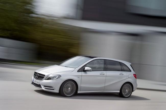 Mercedes-Benz B 180 LPG -B-Klasse mit Autogasanlage ab Werk, Grundpreis: 29.623,25 Euro