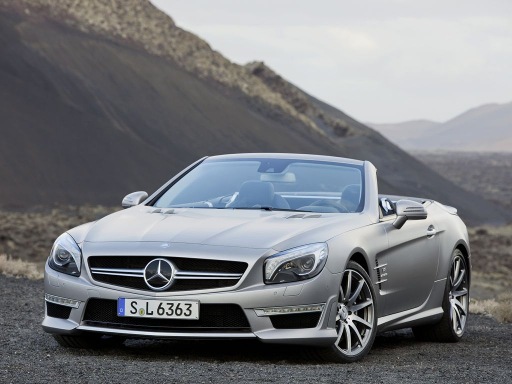 mercedes benz sl 63 amg preise bilder und technische. Black Bedroom Furniture Sets. Home Design Ideas