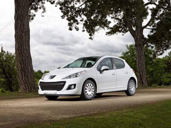 Peugeot 207 (2012)