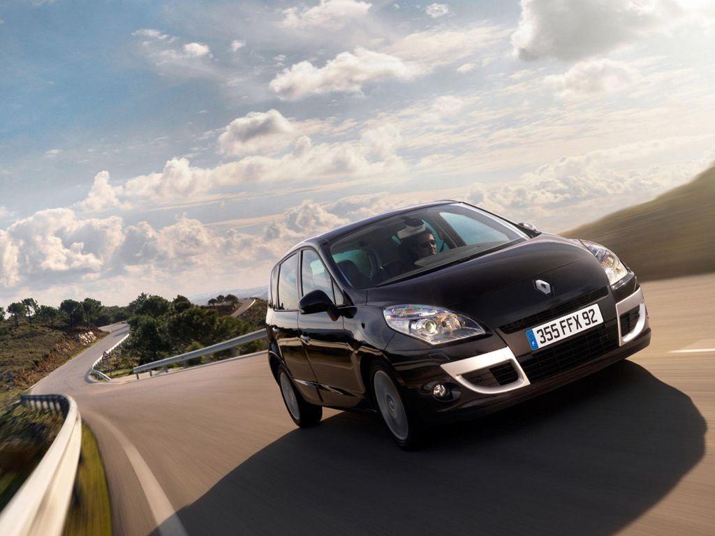 Renault Scenic (2012)
