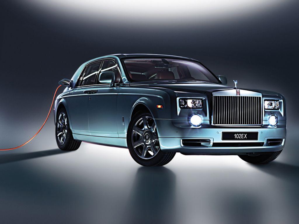 Rolls Royce 102 EX (2012)