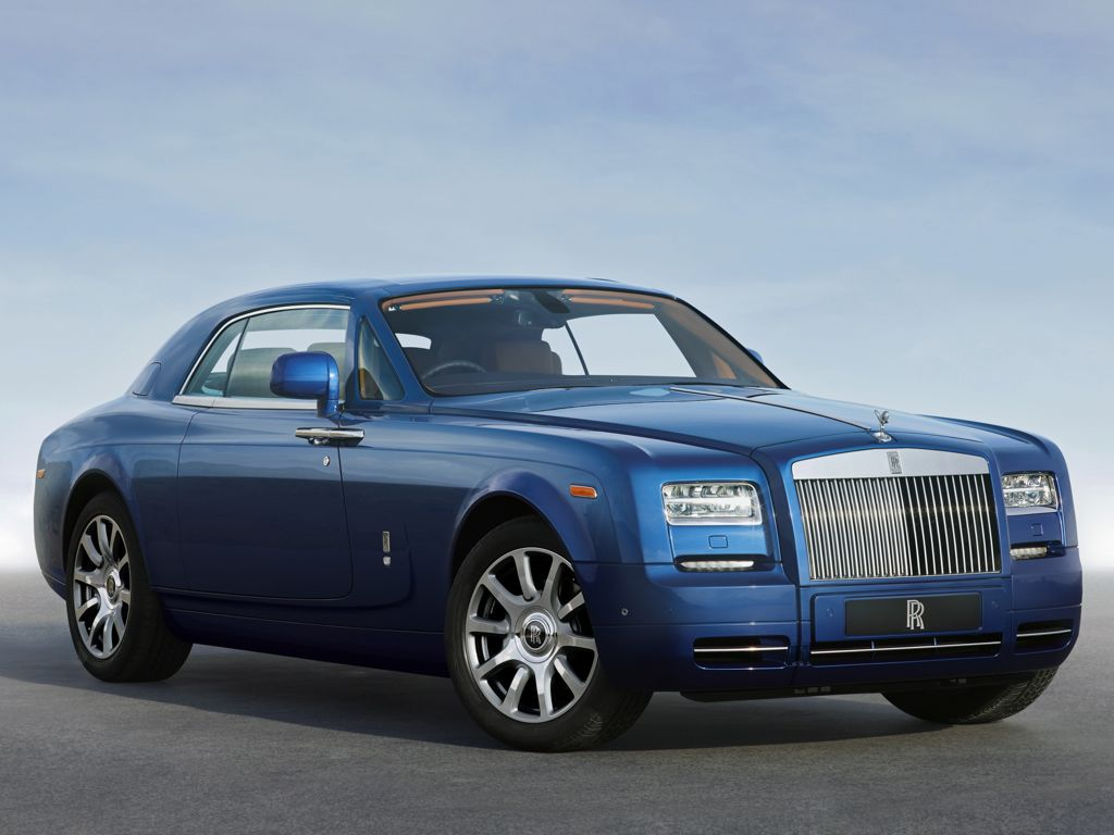 Rolls Royce Phantom Coupe (2012)