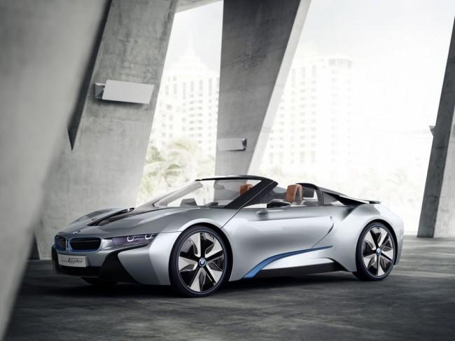 BMW i8 Plugin-Hybrid