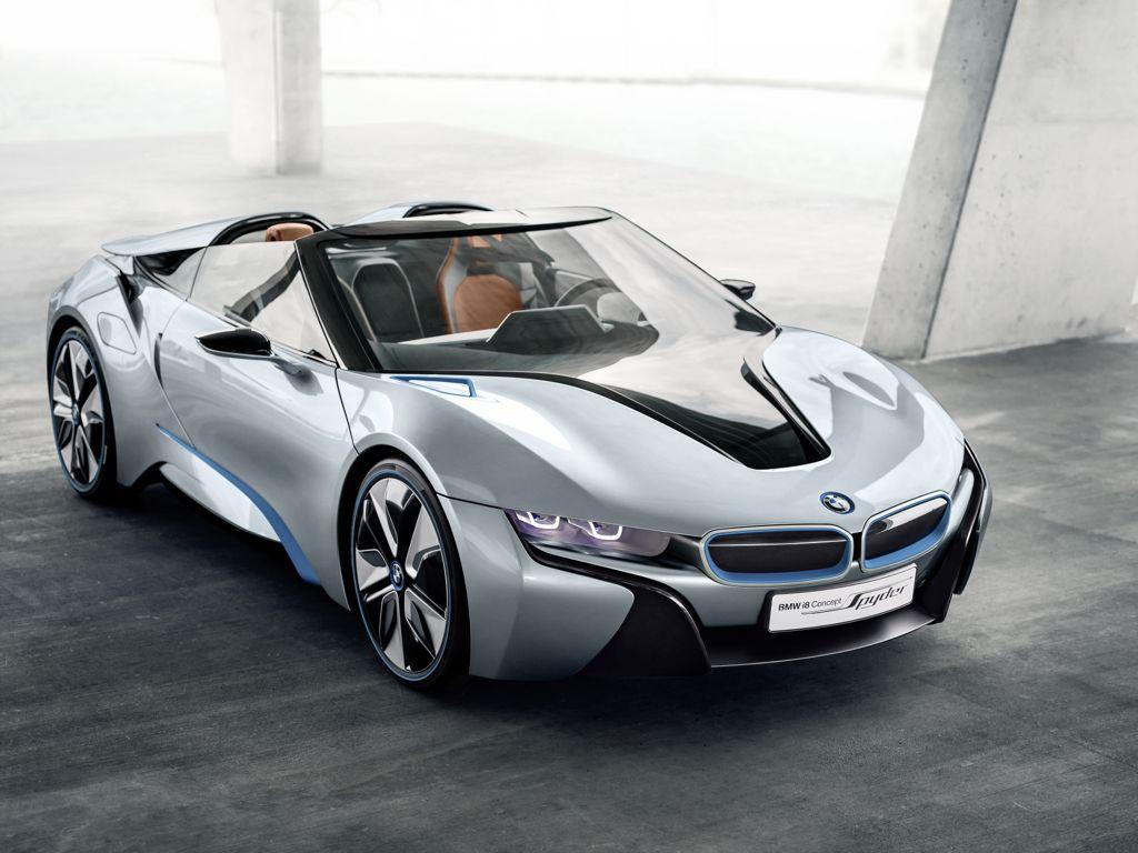 BMW i8 Spyder (2012)