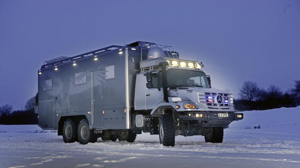 Expeditionsmobile: Herstellerübersicht und Linkverzeichnis