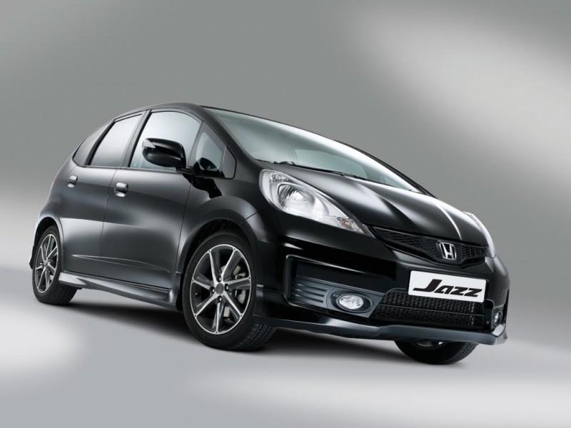 Honda Kleinwagen: Der Jazz mit Preisen, technischen Daten und Bildern (2012)