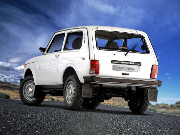 Klarstellung: Lada Niva wird weiter gebaut