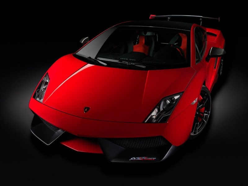 Lamborghini Gallardo LP570-4 Super Trofeo Stradale (2012)