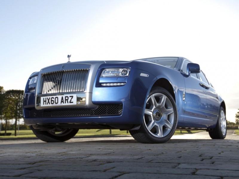 Rolls Royce Ghost (2012)