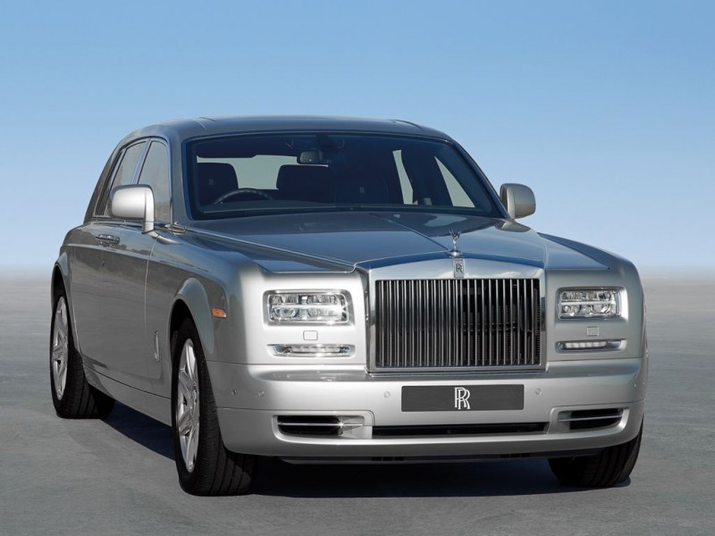 Rolls Royce Phantom (2012)