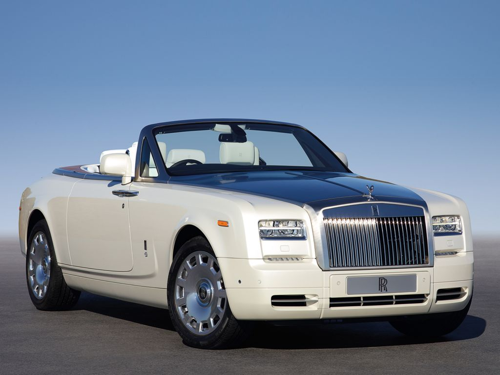 Rolls Royce Phantom Drophead Coupe (2012)