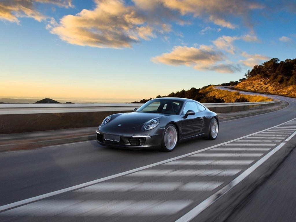 TechArt Porsche 911 Carrera (2012)