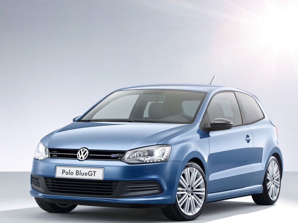 VW Polo BlueGT (2013)