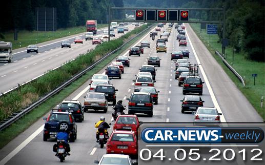 Newsvideo 04.05.2012